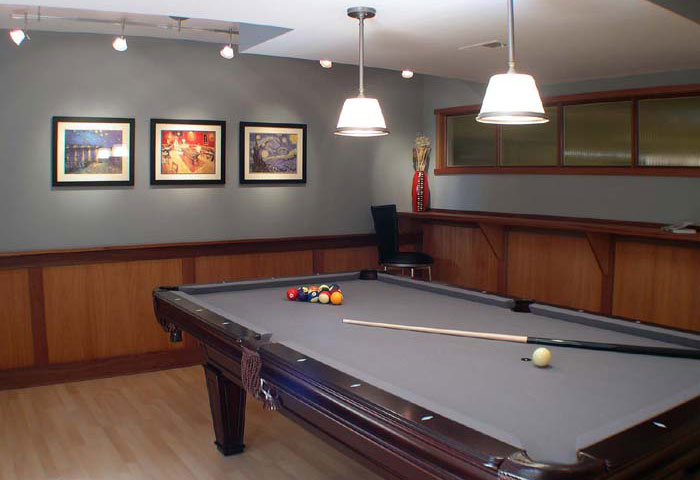 The Game Room Man Cave
