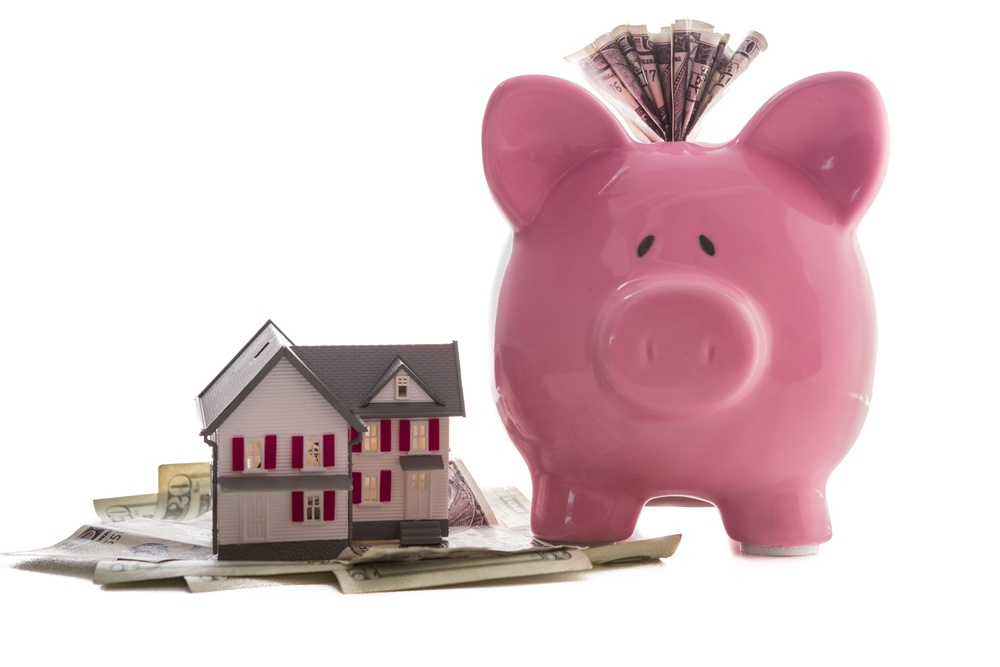 Financing your remodeling dreams piggy bank and home