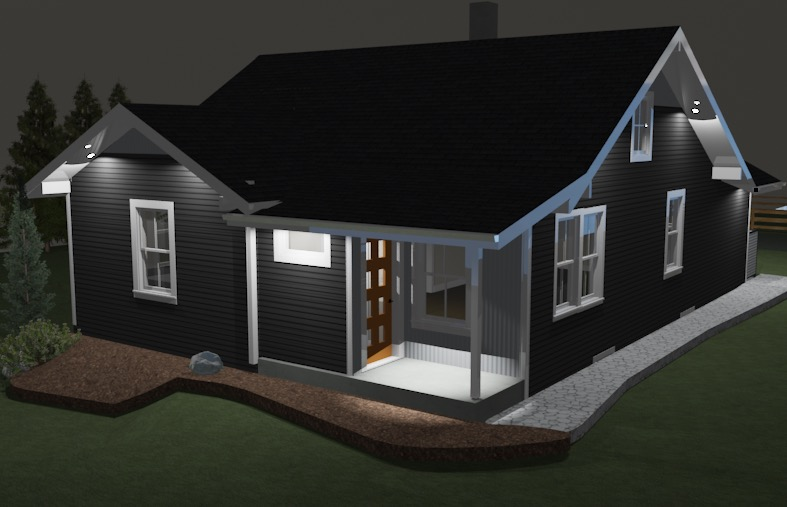 upscaling-exterior-remodel-honey-brook-night-front